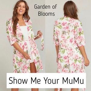 Show Me Your Mumu Brie Robe